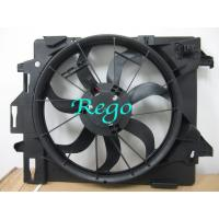 Wholesale New Replacement Car Radiator Cooling Fan Stable Performance High Speed from china suppliers
