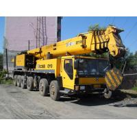 Wholesale 120T XCMG all Terrain Crane QY120K 2008 from china suppliers