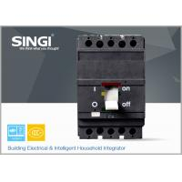 Wholesale 2p / 3p / 4p Electric mccb circuit breaker Miniature and molded case circuit breakers from china suppliers