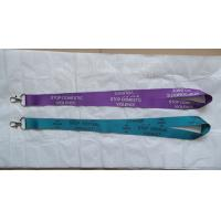 Sublimation transfer print lanyard