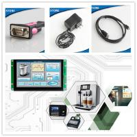 Quality RS232 SD Card Download Lcd Video Display Smart LCD Software Development for sale