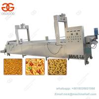 China Electric Snack Food Deep Frying Machine|French Fries Deep Frying Machine Suppliers|Frying Machine for Commercial Use on sale