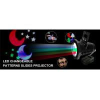 Wholesale Red and Green Outdoor Christmas garden laser lights with motor,remote control from china suppliers