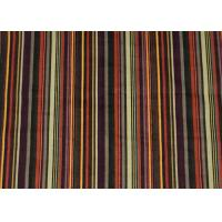 Buy cheap Printing Stripe 100% Cotton Upholstery Fabric Corduroy For Shirt from wholesalers