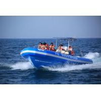 Wholesale Orca Hypalon inflatable rib boat rib960C with passengers seats for ferrying from china suppliers