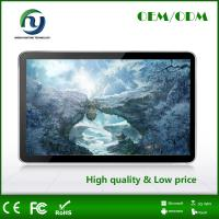 Quality 450Cd / M Lcd Advertising Display / Commercial Wall Mounted Digital Signage Displays for sale