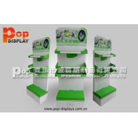Wholesale 4 Tiers Cardboard Display Stands Custom Design For Lamps Promotion Custom Custom Custom Custom from china suppliers