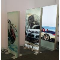 Wholesale Frameless large light box max size can be 2 x3m Világító forgóoszlop from china suppliers