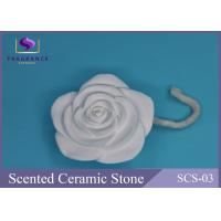 Wholesale Lavendar Scent  Air Freshener Plaster Ceramic Stone For Promotional Gift from china suppliers