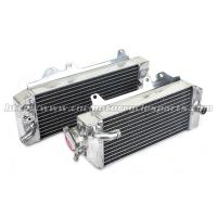Wholesale Professional Custom Motorcycle Radiator / High Performance Radiator For KAWASAKI KX250F parts from china suppliers