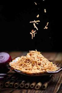 Wholesale Small Packaged Fresh Healthy Crispy Fried Shallot from china suppliers