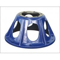Wholesale High Precision Gray Air Compressor Housing of High Shock Resistance from china suppliers