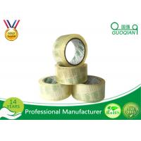 Wholesale Single Sided  Adhesive Crystal Clear BOPP Packing Tape for Carton Sealing from china suppliers