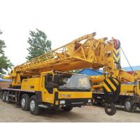 Wholesale Luffing Systems Truck Mounted Crane Fully Extended Boom 39.5m Lift Smoothly from china suppliers