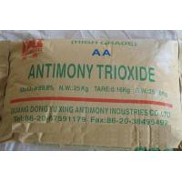 Wholesale Yuxing Antimony oxide/Antimony trioxide/Antimony(III) Oxide Sb2O3 /fire retardant Antimony oxide Sb2O3 from china suppliers