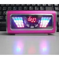 Wholesale Red Mini Speaker for MP3 Band Flash Color (TM-18) from china suppliers