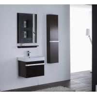 Wholesale Rectangle Type Hanging Bathroom vanity mirrored dark brown Color ISO2000 standard from china suppliers