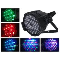 Wholesale whole price 54pcs*1W/3W led multi par(GL-008) from china suppliers