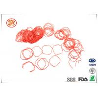Buy cheap Small Cross Section NBR Nitrile Rubber Meter Seals For Different Meters from wholesalers
