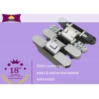 Wholesale 3D Adjustable German Hinges With Die Casting Zinc Alloy Concealed Door Hinge from china suppliers