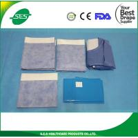 Wholesale High quality Single used Steriled Surgical Universal drape Pack from china suppliers