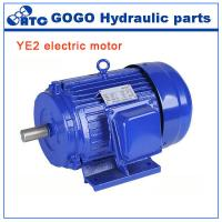 Wholesale YE2 series three phase asychronoous ac induction electric motor 4 pole cast iron from china suppliers