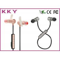 Wholesale Wireless CVC Noise Reduction Sports Bluetooth Earphones In Ear Headphone For Traveler from china suppliers