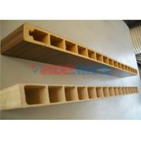 Wholesale PVC Wood Plastic Door Panel WPC Extrusion Machinery For 700mm Width Door Sheet Making from china suppliers