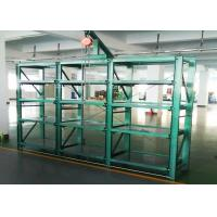 Wholesale Multi - Functional Mould Storage Racks For Toolings , Metal Storage Shelving System from china suppliers
