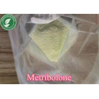 Wholesale Pharma Grade Steroid Powder Metribolone Methyltrienolone For Bodybuilding from china suppliers