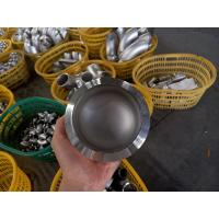 Buy cheap Thick wall thickness stainless steel caps from wholesalers