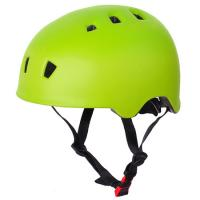 Wholesale Lime green pc toddler skate helmet, light weight pro scooter helmet from china suppliers