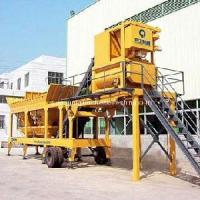 Wholesale Mobile Concrete Batching Plant (YHZS-50) from china suppliers