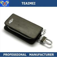 Wholesale Customize Vehicle Logo Real Leather Key Case Unisex For Decration from china suppliers