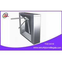 Quality Automatic tripod gate / RFID card tripod turnstile with software management for sale
