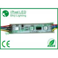 Wholesale IP66 12v 7515 High Brightness Full Color Rgb led pixel module for Decorate from china suppliers