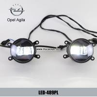 Wholesale Opel Agila car front fog light LED DRL daytime driving lights exporter from china suppliers