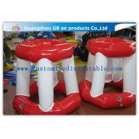 Wholesale Floating Basketball Hoop Inflatable Water Game for Outdoor Shooting Toys from china suppliers