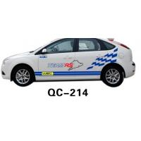 Wholesale Car Decoration PVC Custom Car Body Sticker QC-214K from china suppliers