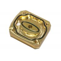 Brass Material Castings CNC Precision Machining Products Custom Machining Components Supplier