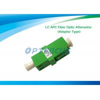 Wholesale Passive Parts Fiber Optic Variable Attenuator LC - APC Adaptor Type 1310nm from china suppliers