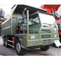 Wholesale Mining dump / tipper truck brand Howo 50 tons / 70tons driving model 6x4 from china suppliers
