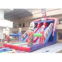 Wholesale Fire Retardanthave Inflatable Slip And Slide Spider - Man Theme from china suppliers