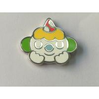 Quality Cartoon Cute Imitation Hard Enamel Pins Nickle Plating For Decoration Customized for sale