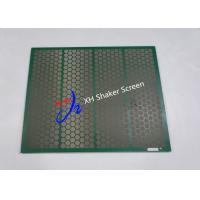 Wholesale Green SS 304 / 316 Kemtron 48 Oil Vibrating Sieving Mesh 720X1220mm from china suppliers