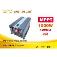 Wholesale Off Grid Single Phase Residential Home Solar Inverters 30A MPPT Solar PV Inverter from china suppliers