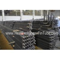 Wholesale BS3059 PT 1/ 2 OD 2'' HH Fins Marine Boiler Square Fin Tube with 90 Degree Bends from china suppliers