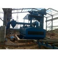 Wholesale Industrial Shot Blasting Machine For Steel Sheet Corrosion Resistant Pretreatment from china suppliers