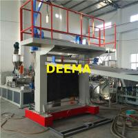 Buy cheap Stone Sculpture Flooring Plastic Sheet Extrusion Line Nontoxic Additives from wholesalers