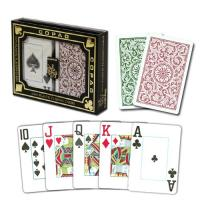 Buy cheap XF Copag 1546|Bridge size|Jumbo Index|Burgundy and green|Double Deck|Made in Brazil|poker cheat|Poker Analyzer from wholesalers